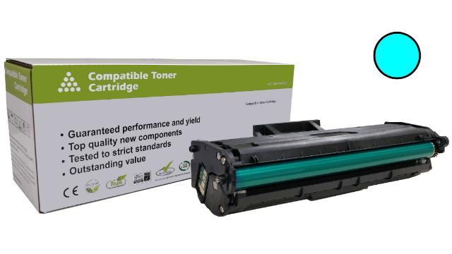 Toner FOR HP 125A Cyan - 1.400 σελ. (CB541A)