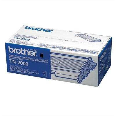 Toner Laser Brother TN-2000-2.5K Pgs