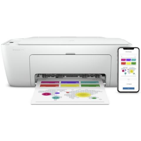 Πολυμηχάνημα HP DeskJet 2710 All-in-One (5AR83B) - Color