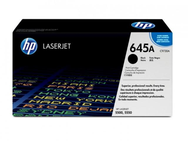Toner Laser HP LJ 5500 Smart Print Black