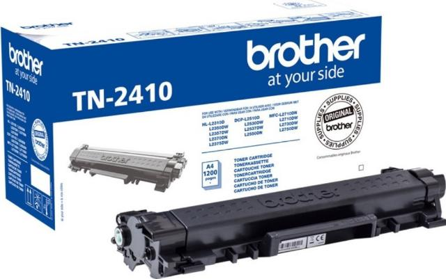 Brother Original Black Toner TN2410 1.2K