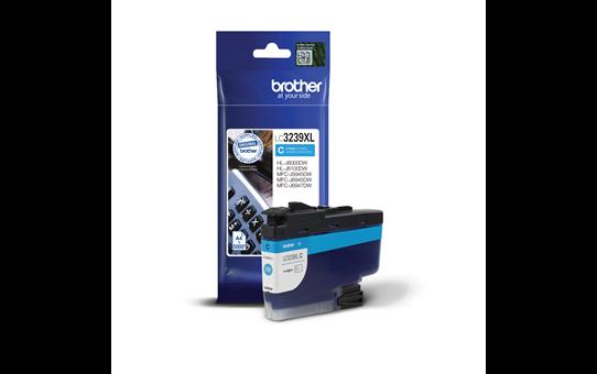 Ink BROTHER LC-3239XLC Cyan - 5.000 σελ.