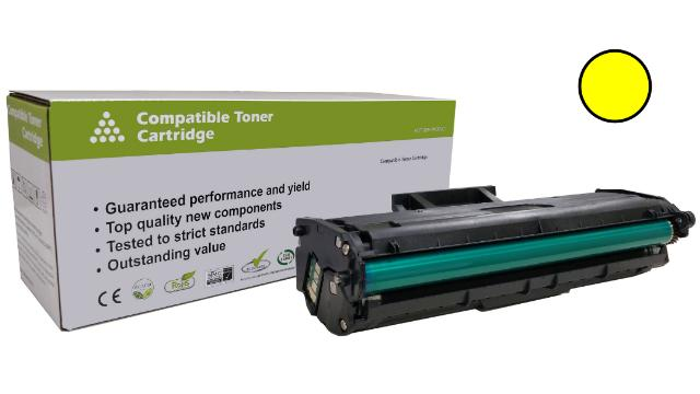 Toner FOR HP 131A Yellow - 1.800 σελ. (CF212A)