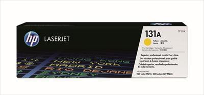 Toner HP 131A Yellow - 1.800 σελ. (CF212A)