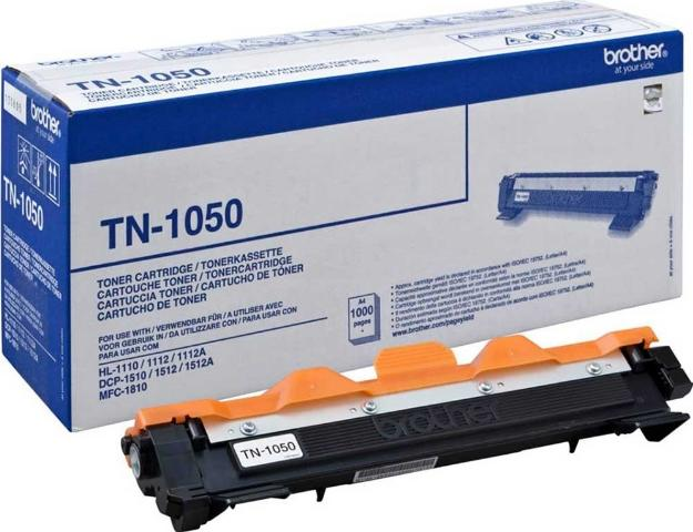 Toner Brother TN-1050 Black - 1.000 σελ.